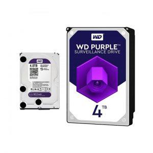 هارد اینترنال وسترن دیجیتال Purple 4TB