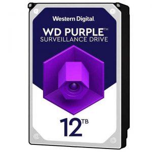 هارد اینترنال وسترن دیجیتال Purple 12TB