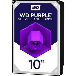 هارد اینترنال وسترن دیجیتال Purple 10TB