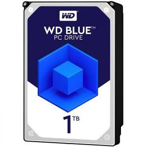 هارد اینترنال وسترن دیجیتال Blue 1TB