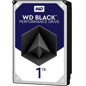 هارد اینترنال وسترن دیجیتال Black 1TB