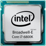 سی پی یو Core i7-6800K