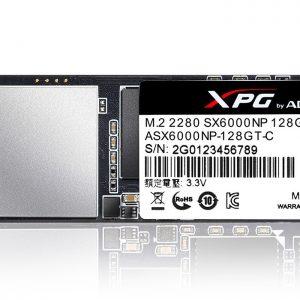 اس اس دی ای دیتا SX6000 M.2 128GB