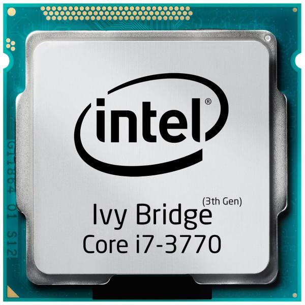 سی پی یو Core i7-3770