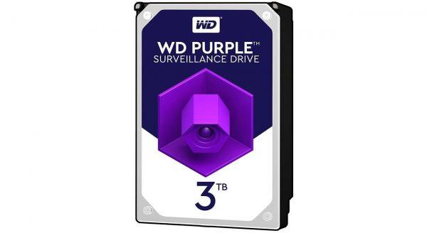 هارد اینترنال وسترن دیجیتال Purple 3TB