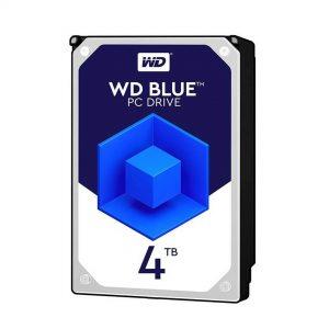 هارد اینترنال وسترن دیجیتال Blue 4TB