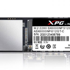 اس اس دی ای دیتا SX6000 M.2 512GB