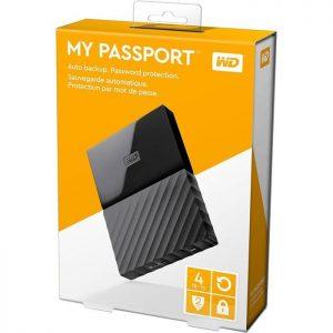 هارد اکسترنال وسترن دیجیتال My Passport 4TB