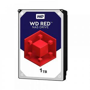 هارد وسترن قرمز WD10EFRX ظرفیت 1 ترابایت