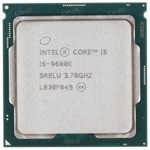 سی پی یو Core i5-9600k