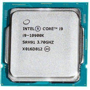 سی پی یو Core i9-10900k
