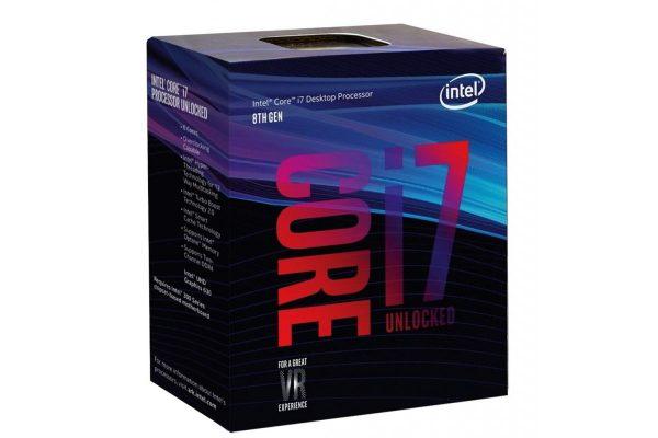 سی پی یو Core i7-8700T
