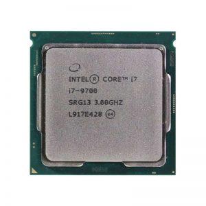 سی پی یو Core i7-9700