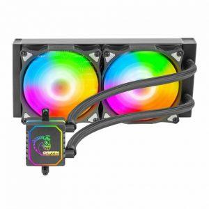 فن سی پی یو گرین مدل 240 RGB