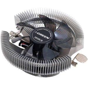 خنک کننده پردازنده بادی گرین مدل Tiny Cool 90
