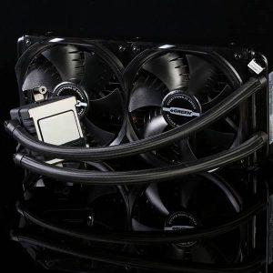 خنک کننده آبی گرین مدل 240-EVO