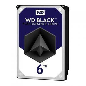 هارد وسترن Black WD6003FZBX ظرفیت 6 ترابایت
